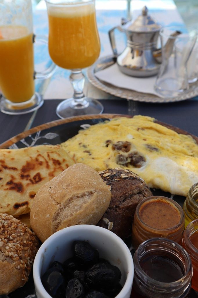 breakfast traditional morocco 4953604